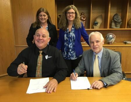SLA Signing